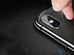 محافظ لنز آیفون راک Rock Lens Glass iPhone X/XS/XS Max