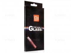 محافظ صفحه نمایش شیشه ای تمام چسب شیائومی Full Glass Screen Protector Xiaomi Pocophone F1