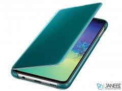 کیف هوشمند اصلی سامسونگ اس 10ای Samsung S10e Clear View Cover