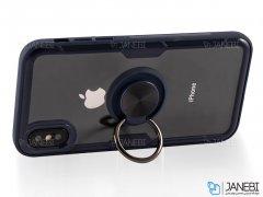 قاب محافظ حلقه دار آیفون Comie Ring Case iPhone XS Max