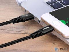 کابل تایپ سی Yesido CA31 Type-C Super Charge Cable 1.2m