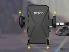 هولدر گوشی Yesido C40 Car Holder