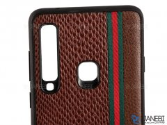 قاب چرمی سامسونگ Shell Road Elegant Case Samsung Galaxy A9 2018