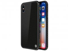 قاب محافظ نیلکین اپل آیفون Nillkin Tempered Plaid Case Apple iPhone XS Max