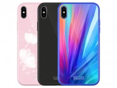 قاب محافظ نیلکین Nillkin Tempered Plaid Case Apple iPhone XS Max