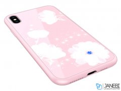 قاب محافظ نیلکین آیفون Nillkin Tempered Plaid Case Apple iPhone X/XS