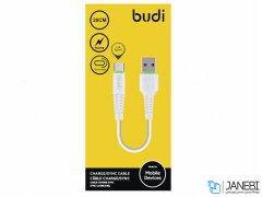 کابل تایپ سی budi Type-C To USB Charger Cable 20CM