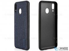 قاب محافظ طرح پارچه ای سامسونگ Waston Cover Samsung Galaxy M20