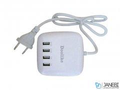 هاب شارژر دولایک Doolike DL-CDA21 USB Charger