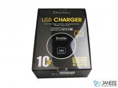 هاب و شارژر وایرلس دولایک Doolike DL-CDA16 USB Charger