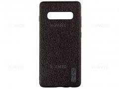 قاب محافظ طرح پارچه ای سامسونگ Waston Cover Samsung Galaxy S10 Plus