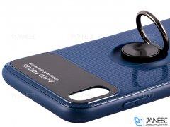 قاب ژله ای حلقه دار آیفون Becation Finger Ring2 Case Apple iPhone XS Max