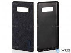 قاب محافظ طرح پارچه ای سامسونگ Woston Cover Samsung Galaxy Note 8