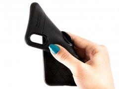 قاب ژله ای حلقه دار آیفون Becation Finger Ring Case Apple iPhone XS Max