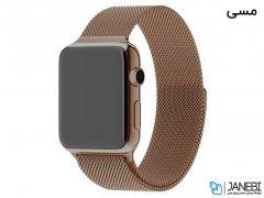 بند فلزی اپل واچ Apple Watch Milanese Loop Band 42/44mm