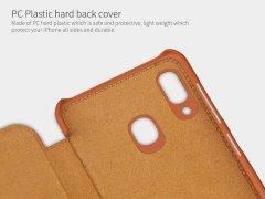 کیف چرمی سامسونگ Nillkin Qin leather case Samsung Galaxy A30