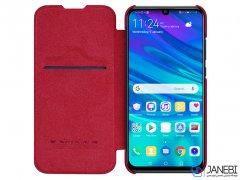 کیف چرمی نیلکین هواوی Nillkin Qin Leather Case Huawei P Smart 2019