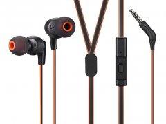 هندرفری باسیم جی بی ال JBL T120A In-ear bass earphones