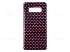 قاب محافظ طرح دار شبرنگ سامسونگ ARU Case3 Samsung Galaxy Note 8