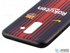 قاب ژله ای راک سامسونگ Rock Barcelona Case Samsung Galaxy A6 Plus 2018
