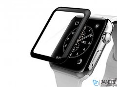 گلس تمام چسب اپل واچ Blueo Glass Apple Watch 44mm