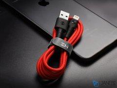 کابل شارژ لایتنینگ Xiaomi ZMI AL833 Lightning Cable 2M