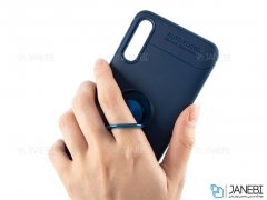 قاب ژله ای حلقه دار سامسونگ Becation Finger Ring Case amsung Galaxy A50/A50s/A30s