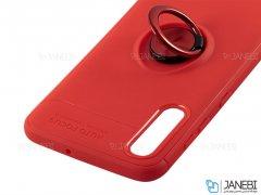 قاب ژله ای حلقه دار سامسونگ Becation Finger Ring Case Samsung Galaxy A70/A70s