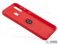 قاب ژله ای حلقه دار سامسونگ Becation Finger Ring Case Samsung Galaxy A20/A30
