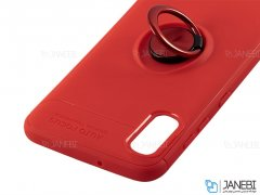 قاب ژله ای حلقه دار سامسونگ Becation Finger Ring Case Samsung Galaxy A10