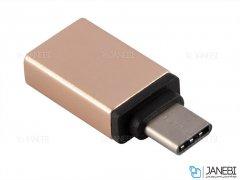 مبدل تایپ سی به یو اس بی OTG Type-C to USB