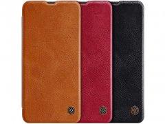کیف چرمی نیلکین سامسونگ Nillkin Qin Leather Case Samsung A70