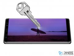 گلس نیلکین سامسونگ Nillkin 3D DS MAX Glass Samsung Galaxy Note 8