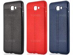 قاب ژله ای طرح چرم سامسونگ Auto Focus Jelly Case Samsung Galaxy J4 Core