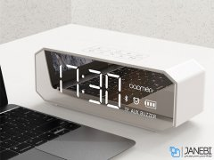 اسپیکر بلوتوث باپمن Bopmen B160 Alarm Clock Bluetooth Speaker