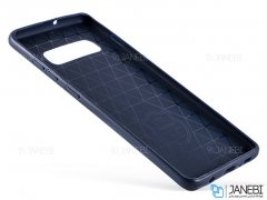 قاب ژله ای طرح چرم سامسونگ Auto Focus Jelly Case Samsung Galaxy S10 Plus