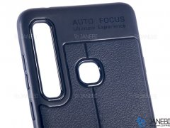 قاب ژله ای طرح چرم سامسونگ Auto Focus Jelly Case Samsung Galaxy A9 2018