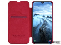 کیف سامسونگ Nillkin Qin leather case Samsung Galaxy A40