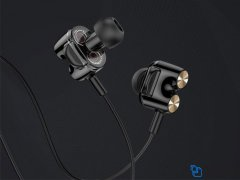 هندزفری استریو راک Rockspace Mutin Dual Unit Stereo Earphone