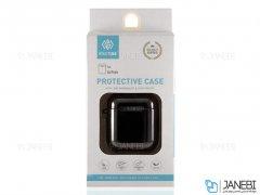 کاور محافظ براق ایرپاد Stoptime Protcetive Shiny Case Airpods