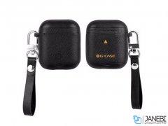 کیف چرمی ایرپاد G-Case Mont Carlo Leather Case Airpods