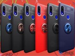 قاب ژله ای حلقه دار شیائومی Becation Finger Ring Case Xiaomi Redmi Note 7 Pro