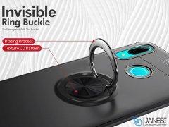 قاب ژله ای حلقه دار هواوی Becation Finger Ring Case Huawei P smart 2019