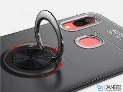 قاب ژله ای حلقه دار سامسونگ  Becation Finger Ring Case Samsung Galaxy A40