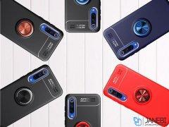 قاب ژله ای حلقه دار شیائومی  Becation Finger Ring Case Xiaomi Mi 9 SE