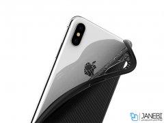 محافظ ژله ای اسپیگن آیفون Spigen LA MANON Classy Apple iPhone XS Max