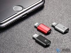 کنترل از راه دور لوازم برقی لایتنینگ بیسوس Baseus R01 Phone Remote Control Lightning