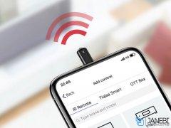 کنترل از راه دور لوازم برقی تایپ سی بیسوس Baseus R02 Phone Remote Control Type-C