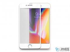 محافظ صفحه نمایش شیشه ای تمام صفحه آیفون RG Full AG Glass Apple iPhone 7 Plus/8 Plus