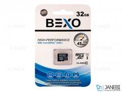رم میکرو اسدی 32 گیگابایت Bexo Class 10 High-Performance 300X